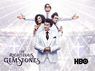 The Righteous Gemstones: The Complete First Season arrives on DVD April 14 from Warner Bros.