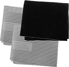 Spares2go campana extractora carbono grasa Kit Filtro para