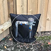 PF WaterWorks PF0693 NoFREEZE Outdoor Sprinkler Vacuum Breaker Freeze Protection Cover/Sock-Hiigh Quality 3M Thinsulate Insulation-Size X Large (24