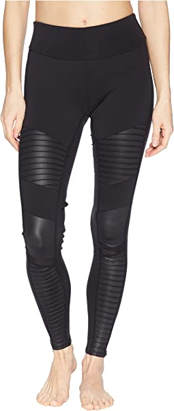 ALO Extreme High-Waist Moto Leggings