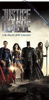 The Justice League (Movie) 2018 Mini Poster Calendar