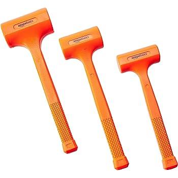 Capri Tools Cp10102 C102 12 Lb Dead Blow Hammer 36 1 2 Orange Amazon Com White nylon tip dead blow hammer. cp10102 c102 12 lb dead blow hammer 36