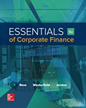 Best essentials of corporate finance 9th edition Reviews
