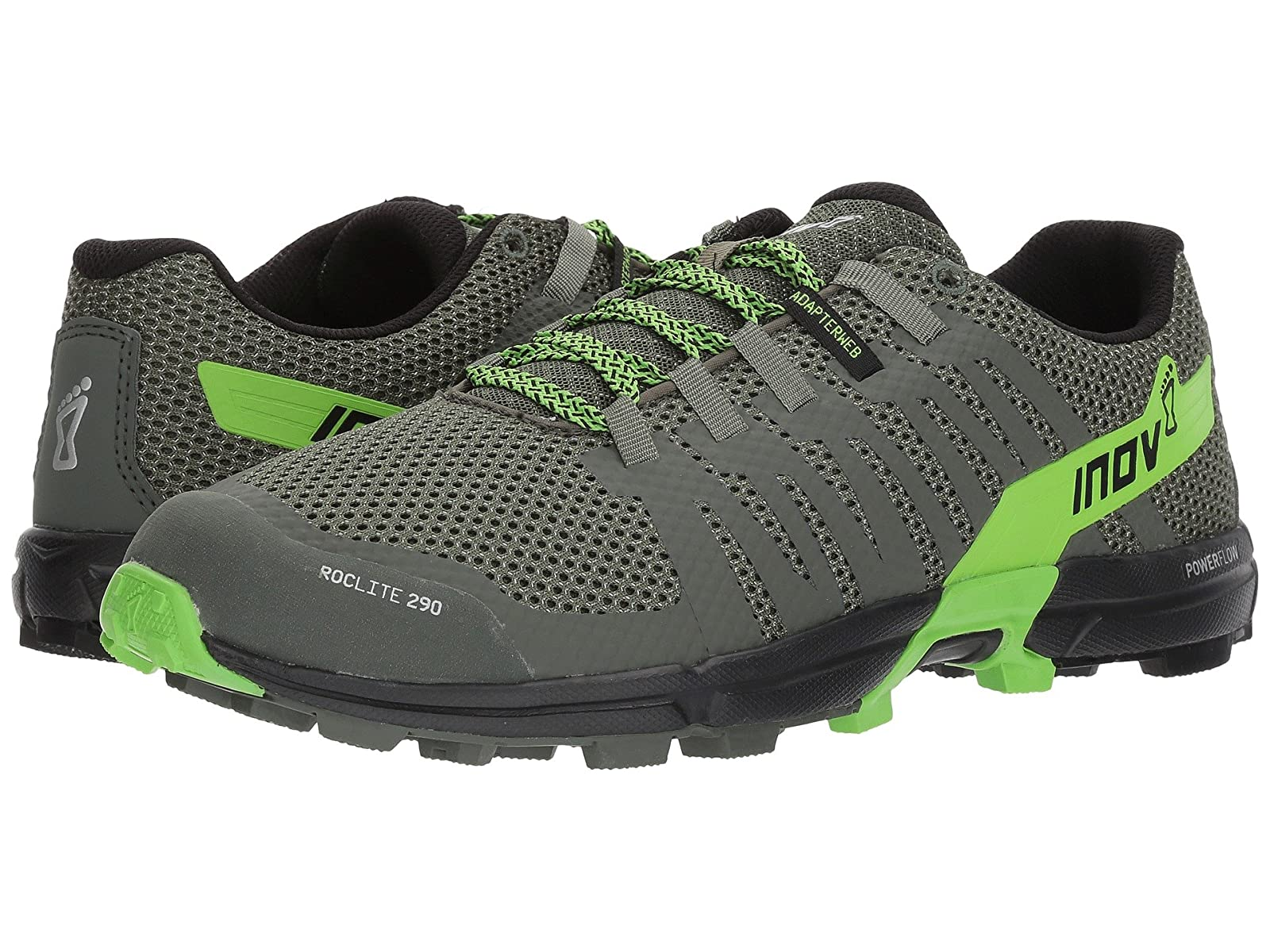 inov-8 Roclite 290Atmospheric grades have affordable shoes