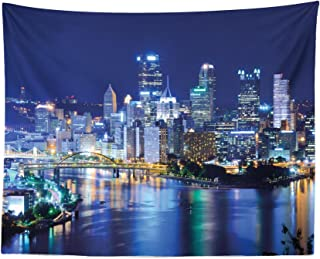 Best london skyline tapestry Reviews