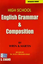 english grammar and composition by wren and martin