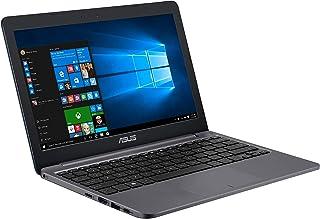 ASUS ノートパソコン VivoBook (Celeron N4000/4GB・eMMC 64GB/WPS Office搭載/SDカード32GB付)【日本正規代理店品】E203MA-FD082T ブラック