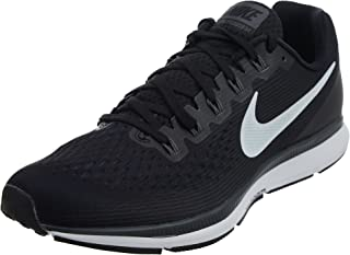 Men's Air Zoom Pegasus 34, Black/White-Dark...