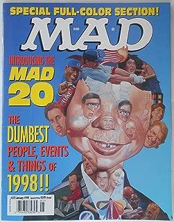 Mad Magazine # 377 January 1999