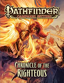 Pathfinder Chronicle of the Righteous
