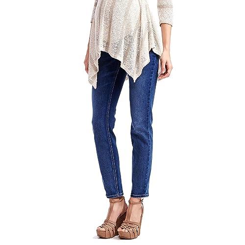 32976df76e76a Jessica Simpson Petite Secret Fit Belly Jegging Maternity Jeans
