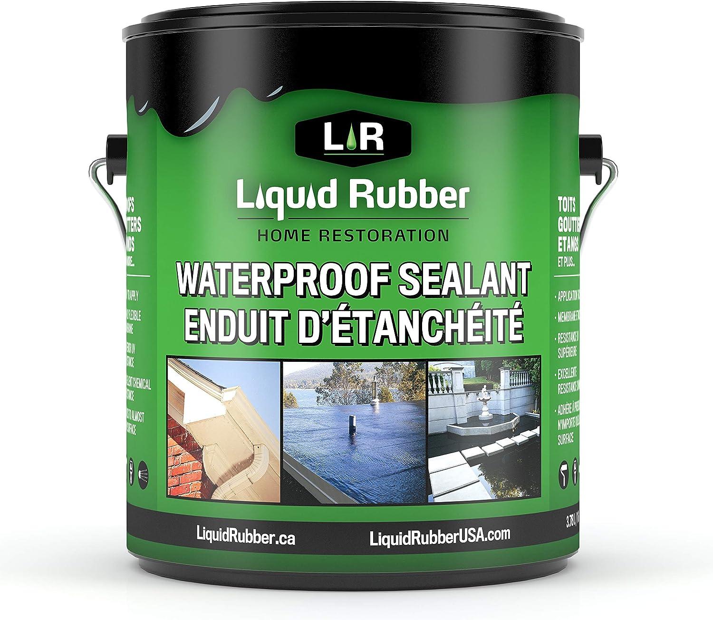 Multi-Surface Liquid Rubber