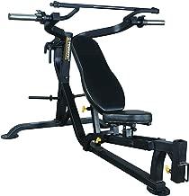 Powertec Fitness Multi Press Work Bench, Black