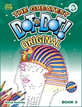 Greatest Dot-to-Dot Book in the World (Book 3) - Christmas Favorites - Relaxing Puzzles