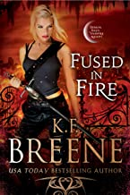 Fused in Fire (Demon Days, Vampire Nights World Book 3)
