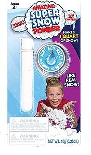 Be Amazing! Toys Amazing Super Snow Powder Test Tube