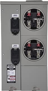2 gang meter socket