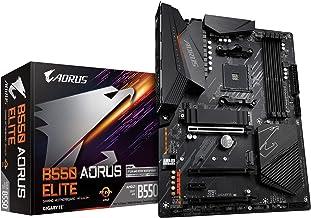 $156 » GIGABYTE B550 AORUS Elite (AM4 AMD/B550/ATX/Dual M.2/SATA 6Gb/s/USB 3.2 Gen 2/2.5 GbE LAN/Realtek ALC1200/HDMI/DP/PCIe4.0/...