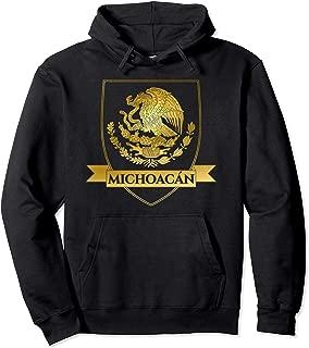 Gold Michoacan Mexico Crest