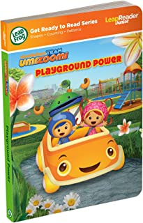 LeapFrog LeapReader Junior Book: Nickelodeon Team Umizoomi (works with Tag Junior)