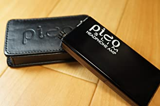 HeadAmp Pico Slim USB chargable Portable Headphone Amp Black
