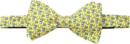Vineyard Vines Kentucky Derby Printed Bow Tie - Mint Julep