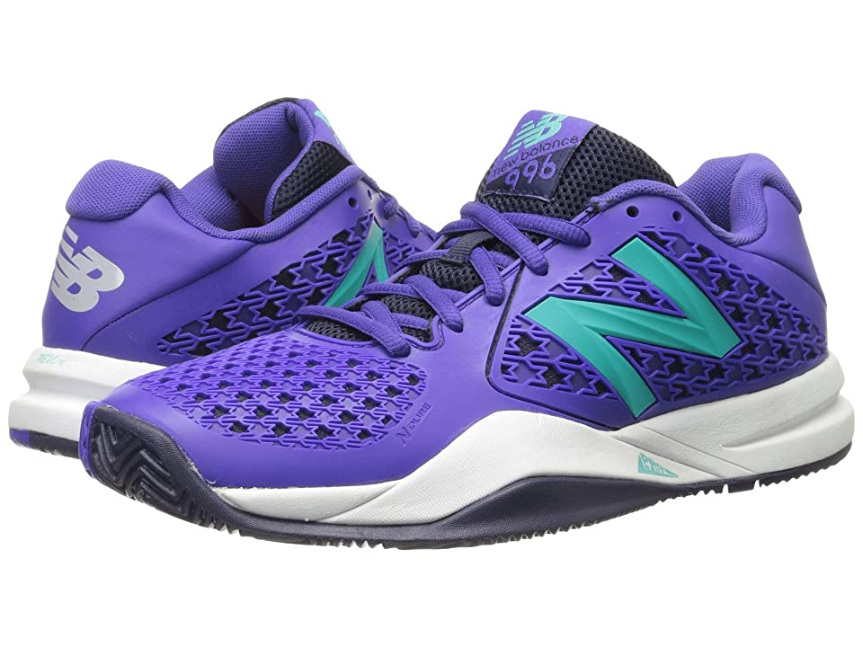 New Balance WC996v2 (Purple) Women