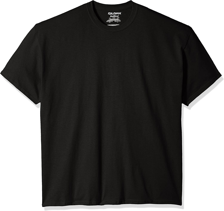 Gildan Men's DryBlend Classic T-Shirt Extended Sizes