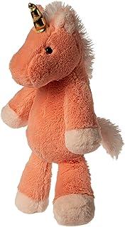 Mary Meyer FabFuzz Stuffed Animal Soft Toy, 14-Inches, Sun Kiss Unicorn