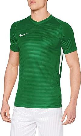 NIKE Men's M Nk Dry Tiempo Prem JSY Ss T-Shirt