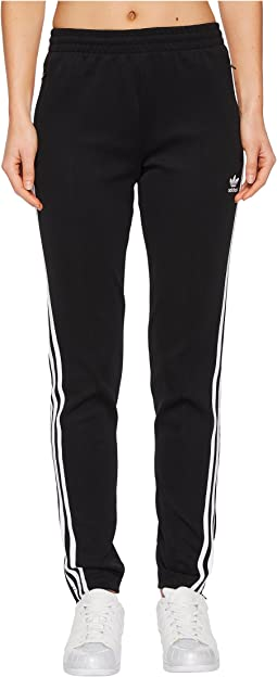 Adidas originals superstar velour track pant + FREE SHIPPING