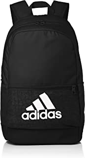 Adidas CLAS BP BOS Backpack for Unisex - Black/Black/White  NS  DT2628