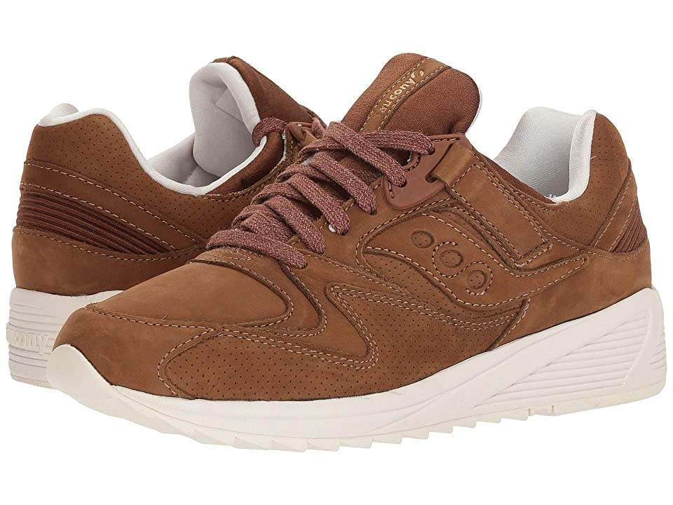 Saucony Originals Grid 8500 HT (Brown) Men