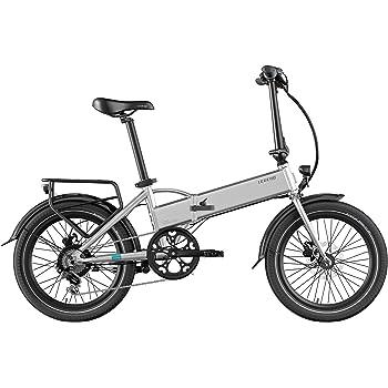 Legend eBikes Bicicleta Eléctrica Plegable Compacta con Rueda de ...