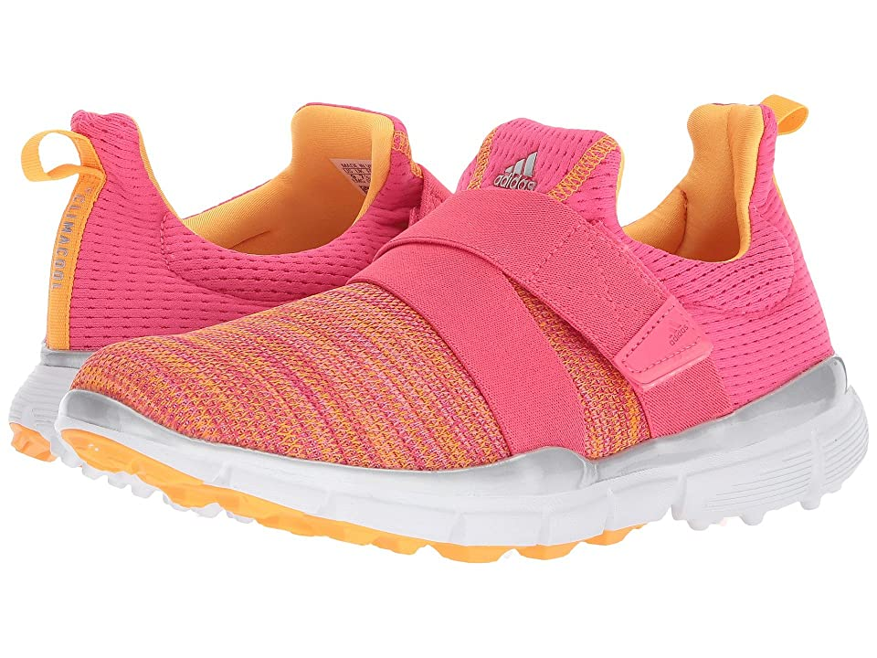 adidas Golf Climacool Knit (Real Pink/Real Coral/Real Gold) Women