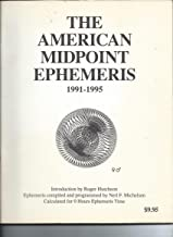 American Midpoint Ephemeris: 1991-1995
