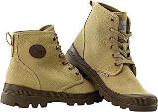 Men's Ranger Boots - High Top Hiking Shoes for Men -...