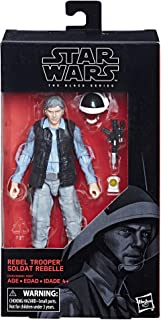 Star Wars; The Black Series Rebel Fleet Trooper 6-Inch Action Figure