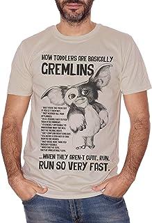 T-shirt originale Gremlins film cult degli anni 80 maglia maglietta Gremlin