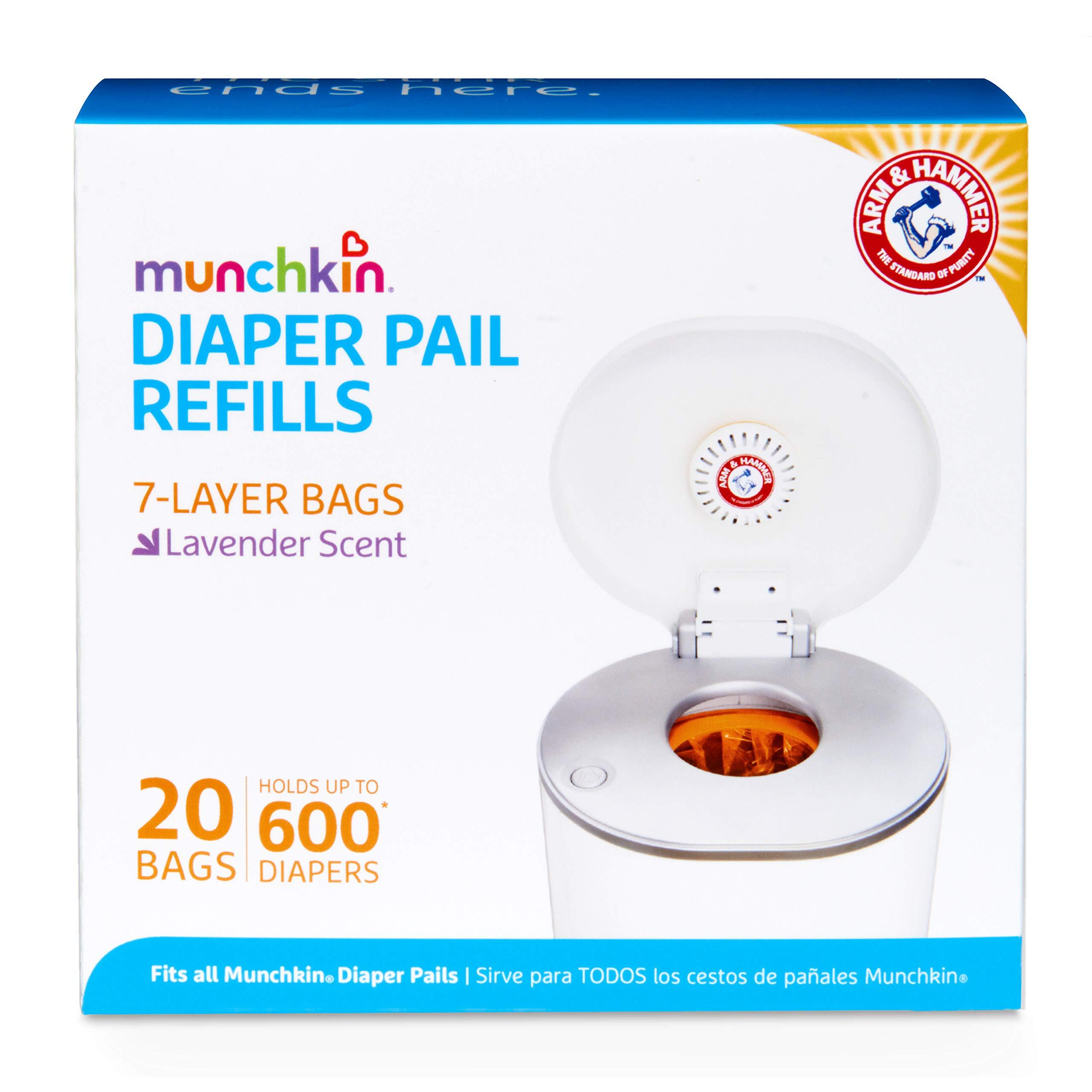 Munchkin Hammer Diaper Refill Diapers