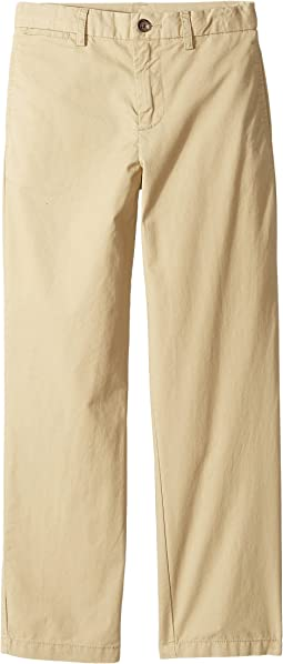Slim Fit Cotton Chino Pants (Little Kids)