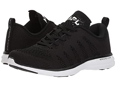 Athletic Propulsion Labs (APL) Techloom Pro (Black/White/Black) Women