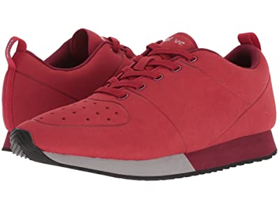 Native Shoes Cornell (Ski Patrol Red/Pigeon Grey/Root Red/Jiffy Rubber) Shoes