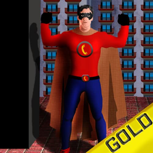 Wannabe Superhero - The Heart of Courage in the tower of Doom - Gold Edition