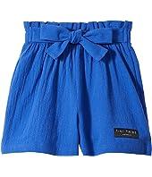 Tie Shorts (Toddler/Little Kids)