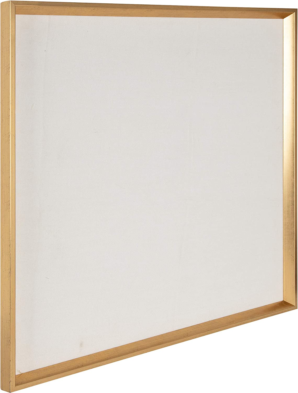 Kate and Laurel Calter Popularity Framed Fabric lowest price Linen 29.5x29.5 Pinboard