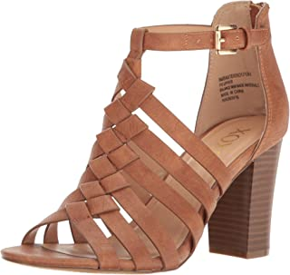 Best brown block heel sandals Reviews