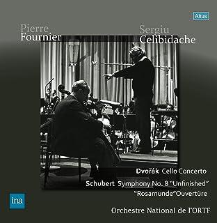 ドヴォルザーク : チェロ協奏曲 | シューベルト : 「ロザムンデ」 序曲, 交響曲 第8番 「未完成」 (Dvorak : Cello Concerto | Schubert : Symphony No.8 ''Unfinished'',...
