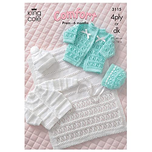 Knitting Patterns Baby Amazon Co Uk