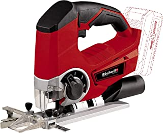 Einhell TE-JS 18 Li Solo Power X-Change Cordless Jigsaw - Supplied Without Battery & Charger